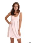 Cleo bamboo gown peony