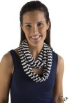 Infinity bamboo scarf classic