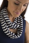Infinity bamboo scarf classic2