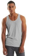 Mens Bamboo Tank Top Heather
