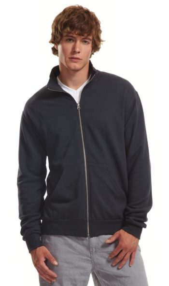 Men's Bamboo jacket charcoal