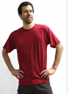 Bamboo t-shirt red