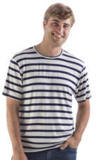Short Sleeve Bamboo Tee for Men