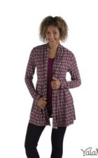 Bamboo for women Karina Wrap berry