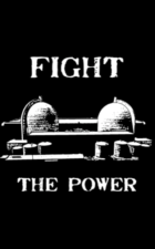 Fight the Power bamboo tee