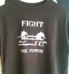 Fight the Power bamboo tshirt