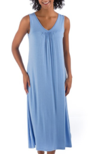 Molly Gown periwinkle