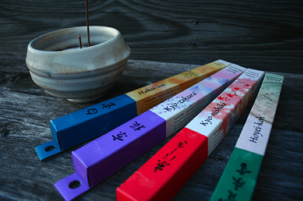 Uncommon Scents: Shoyeido Incense