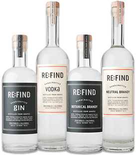 Invoking the Spirits: Sampling local gin and vodka from Re:Find
