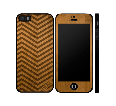 bamboo iPhone 5 case