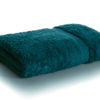 bamboo towel teal