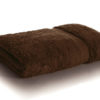 bamboo towel chocolate