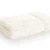 bamboo towel ivory