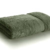 bamboo towel mountain moss