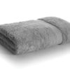 bamboo towel pewter