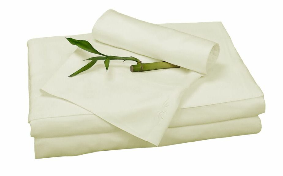 Bamboo Sheets Set Stack Bamboosheetssetivory: Bamboo Sheet Set Queen At Alzheimers-prions.com