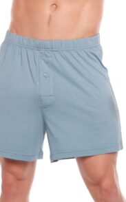 Bamboo boxers new blue