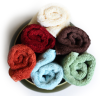 Bamboo Towels by Daisy House