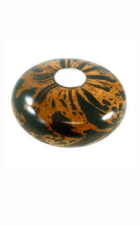 Mango wood candle image