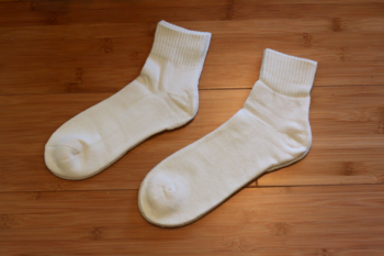 Bamboo Socks Quarter High