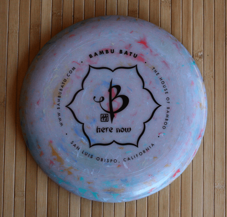Recycled Frisbee