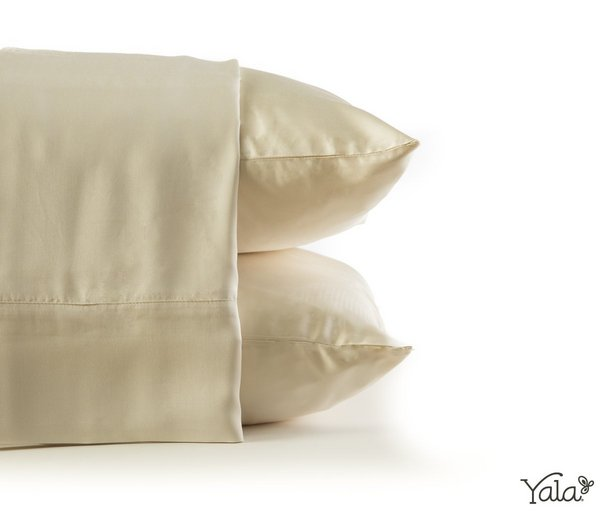 Bamboo Sateen Sheets pearl