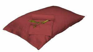 Bamboo-pillowcases-cayenne