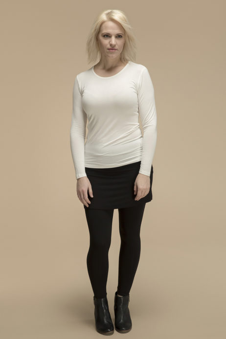 yala sonya skirt leggings black
