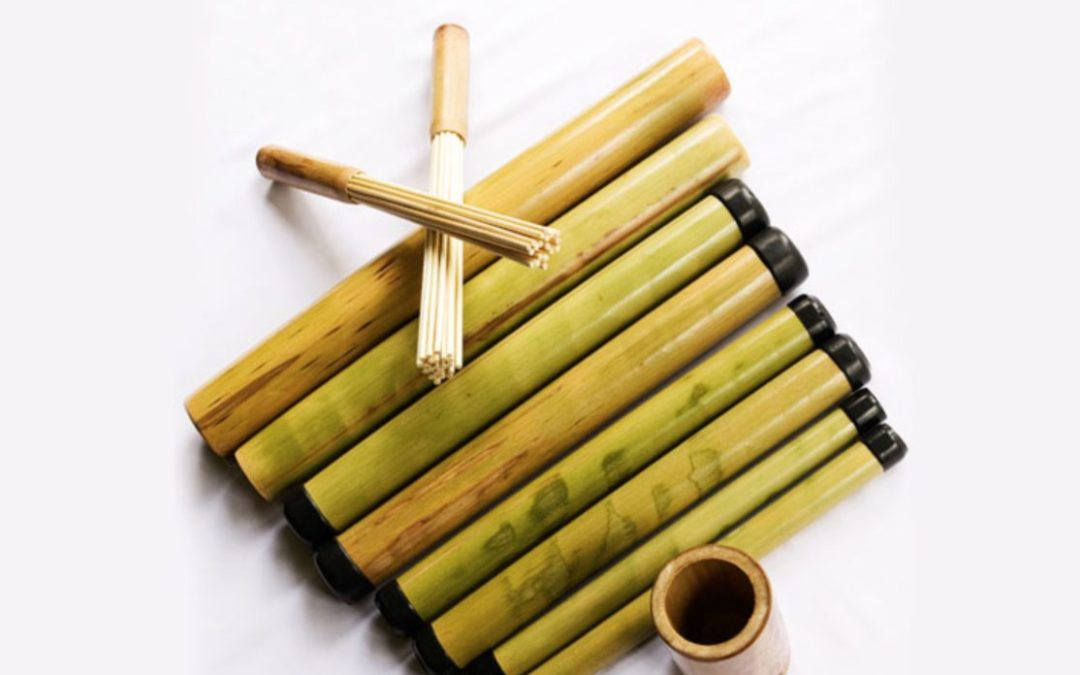 The right touch: Bamboo massage