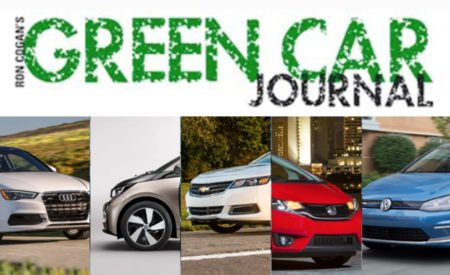 green car journal
