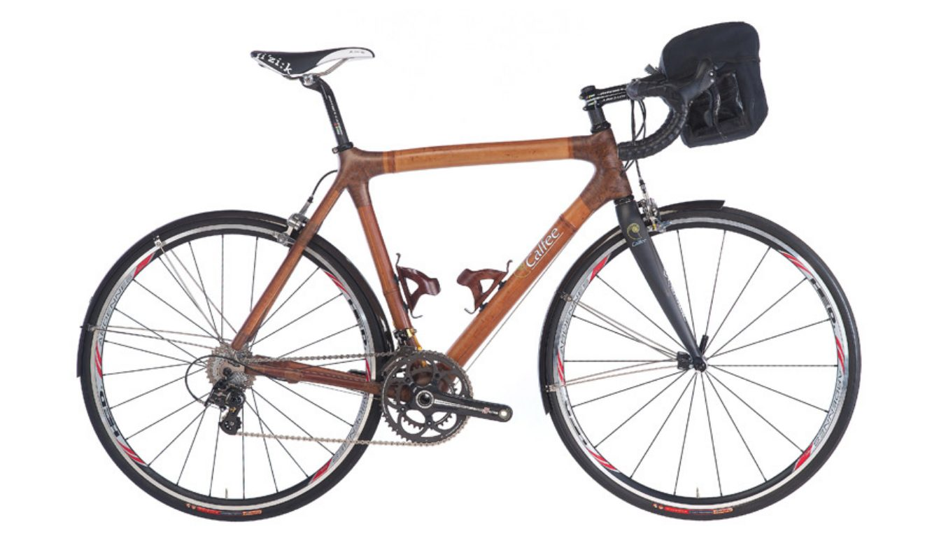 Bamboo Bicycle from Calfee Design