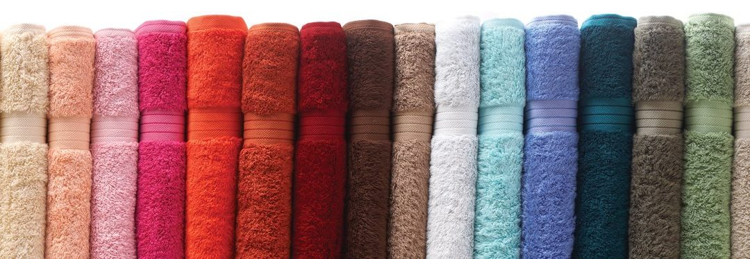 Daisy House Bamboo Towel line up