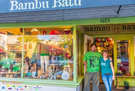 Jon and Anna of Bambu Batu