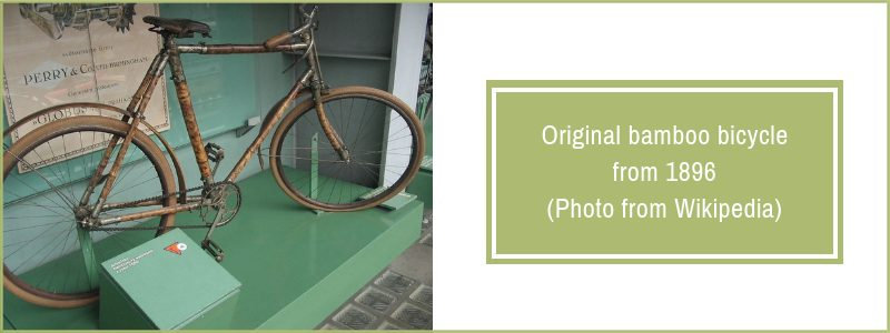 Bamboo Bicycles A Series Of Wheel Life Alternatives Bambu Batu