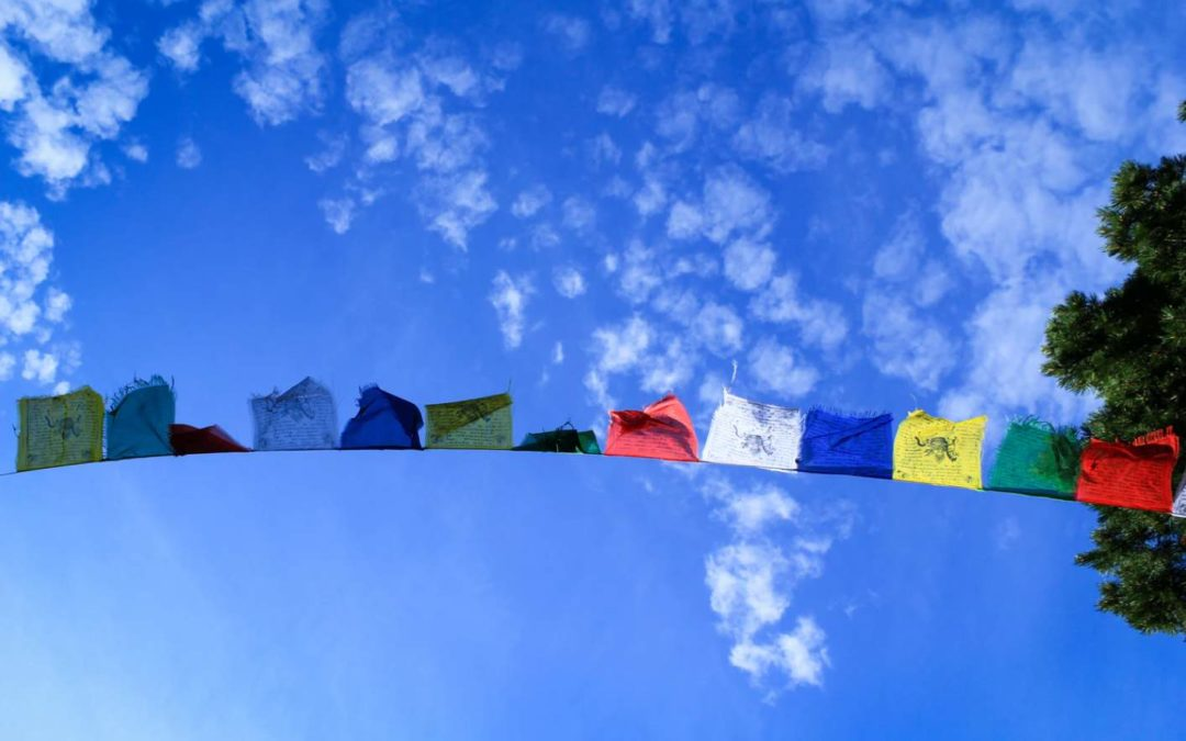 Tibetan Prayer Flags and Cultural Appropriation