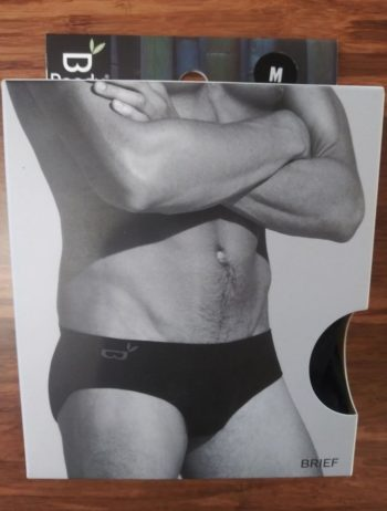 Bamboo briefs from Boody for men