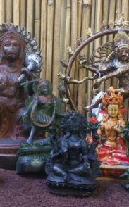 Statues and buddhas