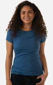 Womens shortsleeve royal