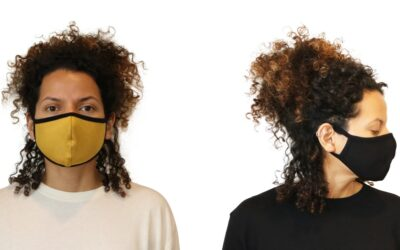 Bamboo face masks for COVID-19 protection