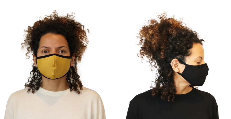 Bamboo face masks for covid