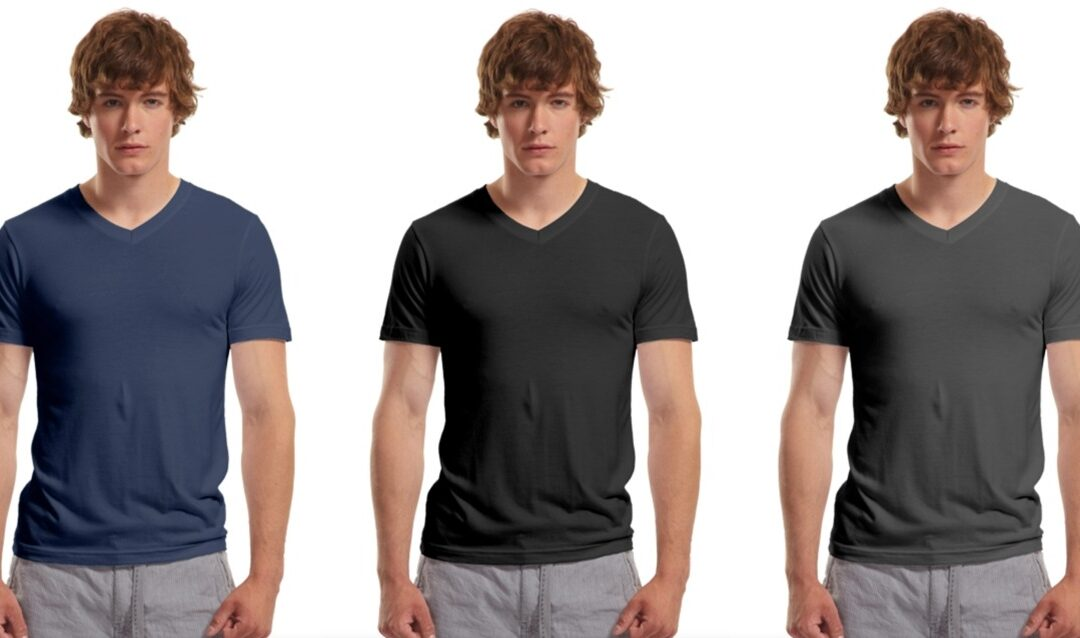Best bamboo v-neck shirts: V is for velutinous