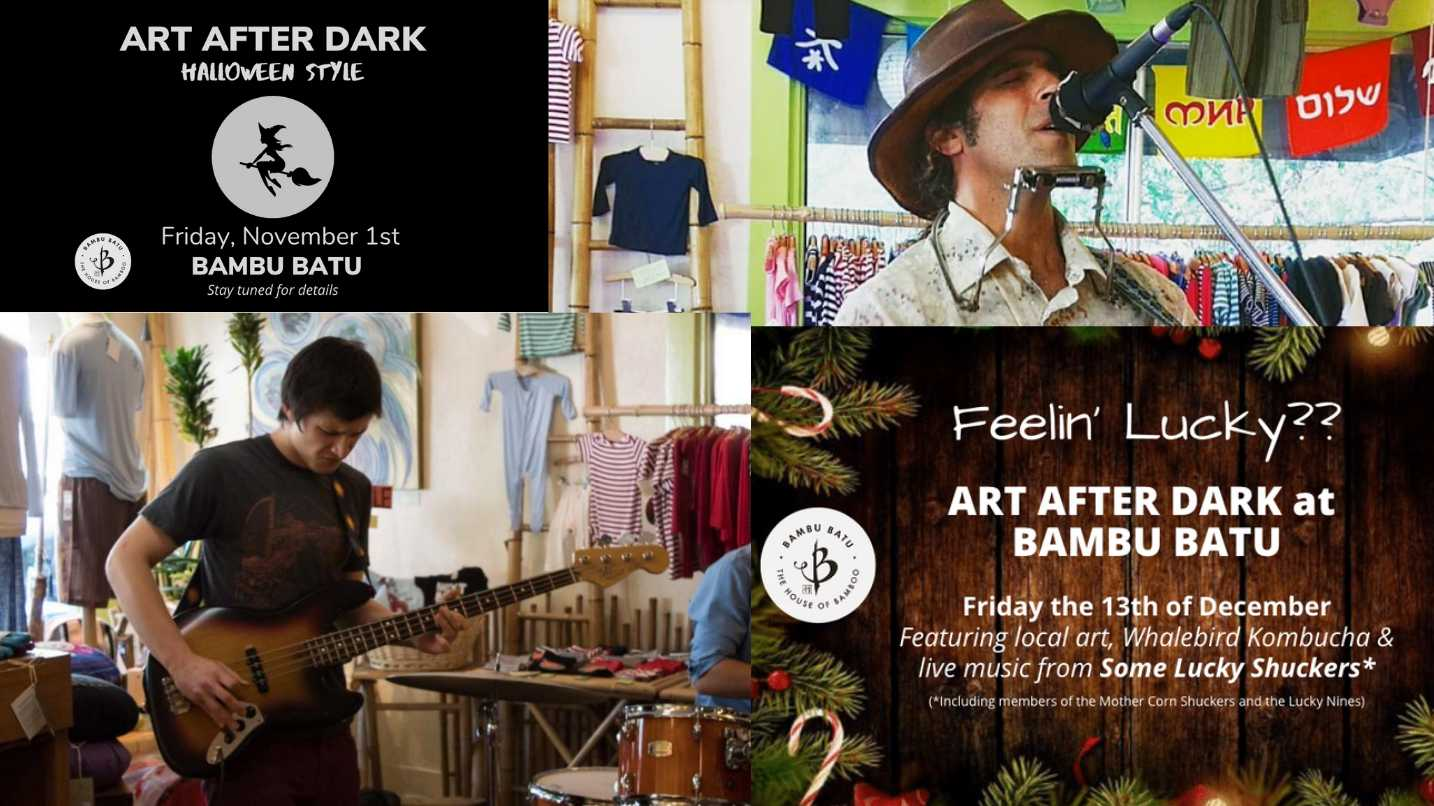Bambu Batu Art After Dark gallery