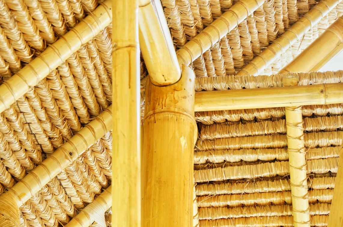 Learn to build with bamboo