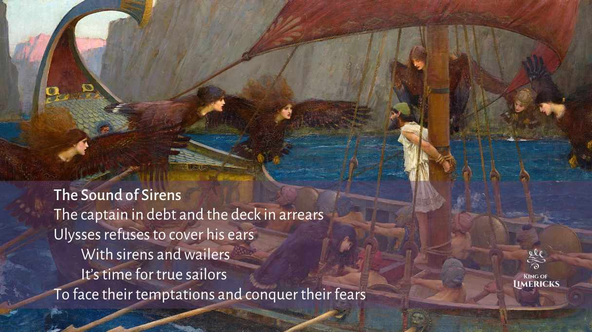 Odysseus takes another risk