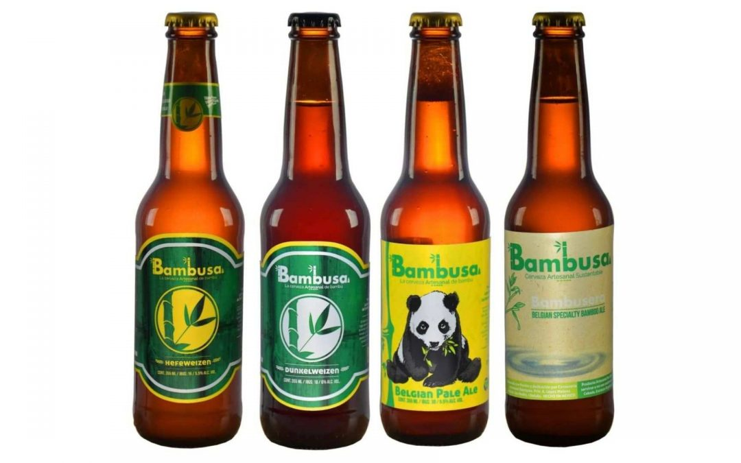 Cerveza Bambusa: Bamboo beers from Central Mexico